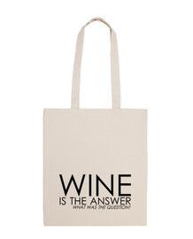 sac fourre-tout à vin