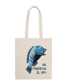 sac lost rivière