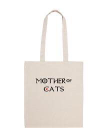 sac mère de chats
