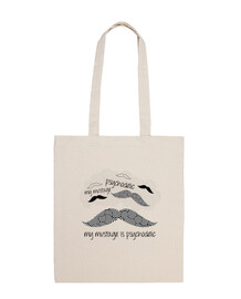 sac mustage moustache