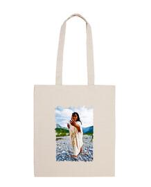 sac porté épaule 100% coton, d'origine mcharrell.