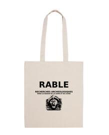 Sac RABLE Antéfixe - 2