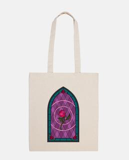 sac rose belle bête