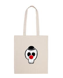 sac Skeleton Clown
