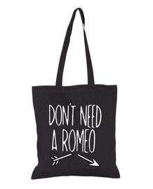 Sac tote bag saint Valentin no need Romeo