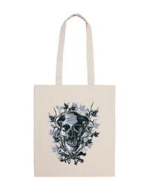 sac vintage de crânes