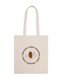 sacchetto di crocchette lover