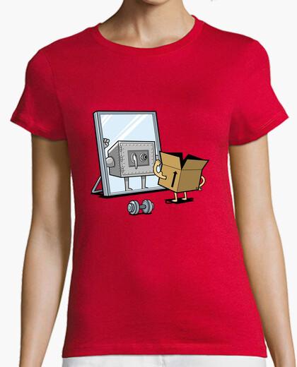 T-Shirt safe