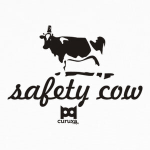 Camisetas Safety cow