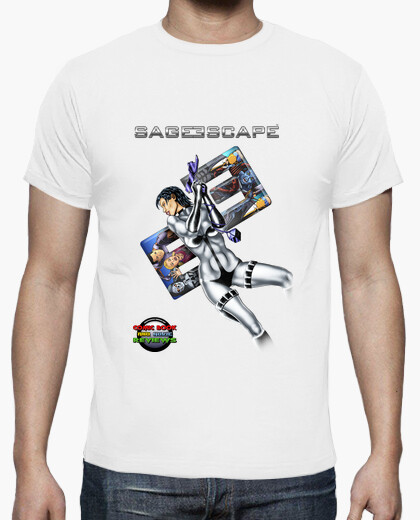 Sage Escape t-shirt