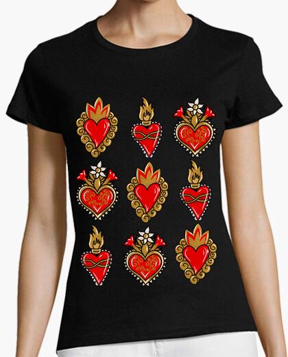 Camiseta Sagrados corazones