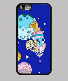 Sailor Moon. Funda iPhone 6, negra
