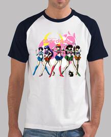 Sailor Nerima camiseta béisbol hombre