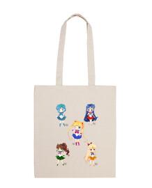 Sailor Senshi Shopper