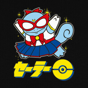 Camisetas SailorMon