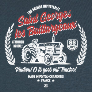 Tee-shirts saint georges el baillargeaux