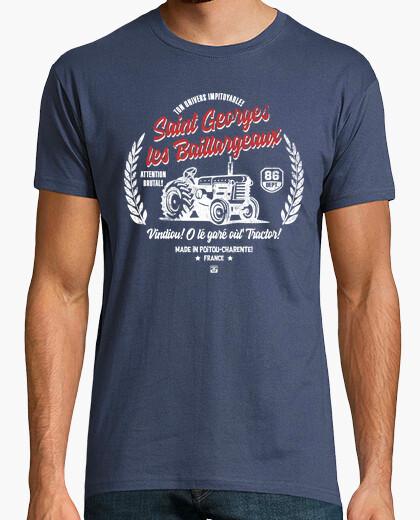 Tee-shirt Saint Georges les Baillargeaux