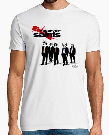 T-shirt saint seiya: reservoir santi