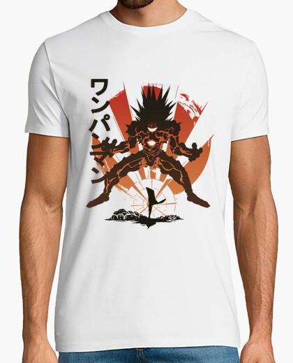 Saitama strike t-shirt