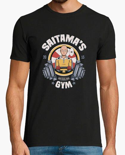 Saitamas gym t-shirt