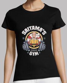Saitama's gym