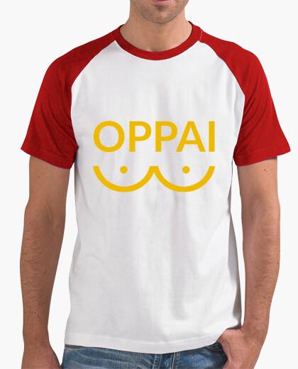 Saitamas oppai t-shirt