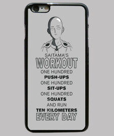Saitama's Workout para iPhone