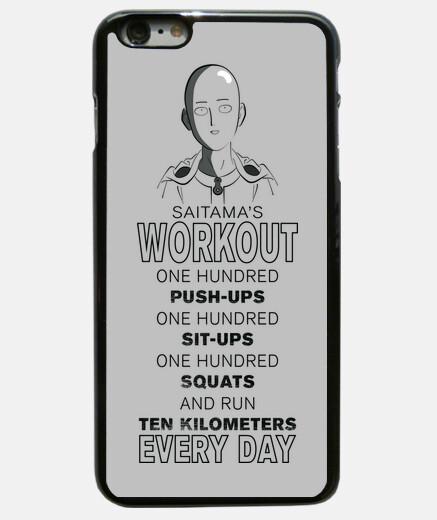 Saitama's Workout para iPhone
