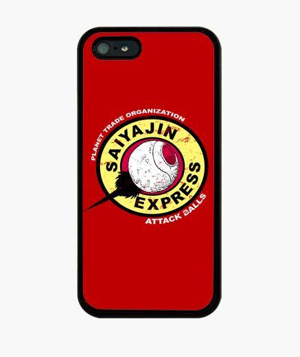 Funda iPhone Saiyajin Express