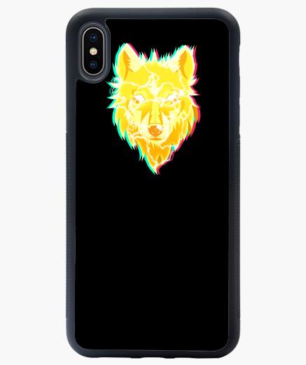Funda iPhone XS Max Saiyajin Wargo