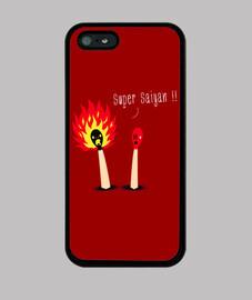 Saiyan - iphone case