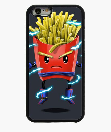 Funda iPhone 6 / 6S Saiyan Fries