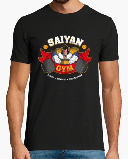 Camiseta Saiyan Gym