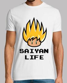 Saiyan life