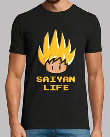 Saiyan Life (Dark)