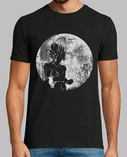 saiyan luz de la luna