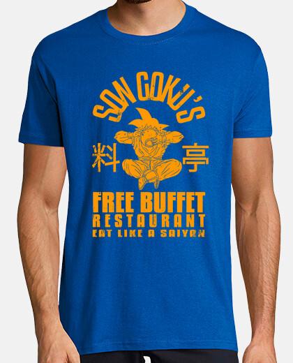 saiyans free buffet