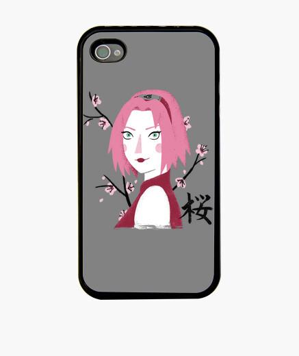 Coque iPhone sakura
