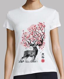 Sakura-Hirsche