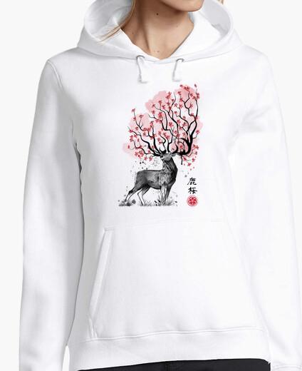 Sudadera Sakura Deer