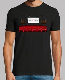 Sala de butacas cine