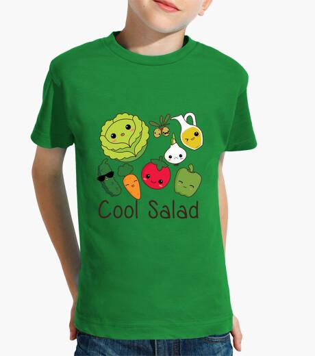 Vêtements enfant salade fraîche