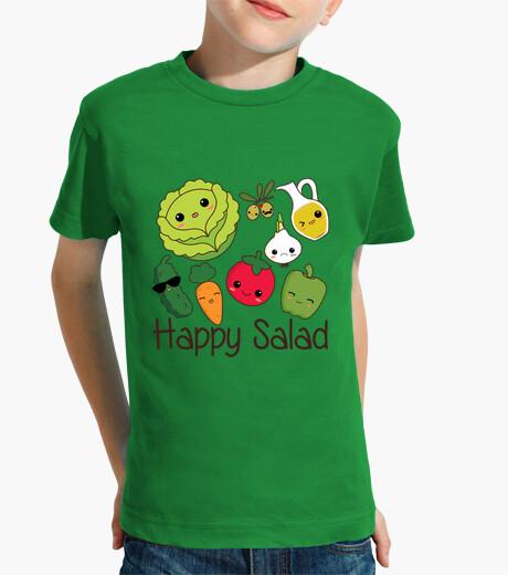 Vêtements enfant salade heureuse