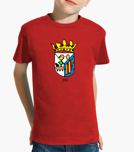 Salamanca shield drawn kids clothes