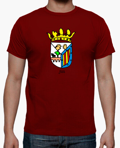 Salamanca shield drawn t-shirt