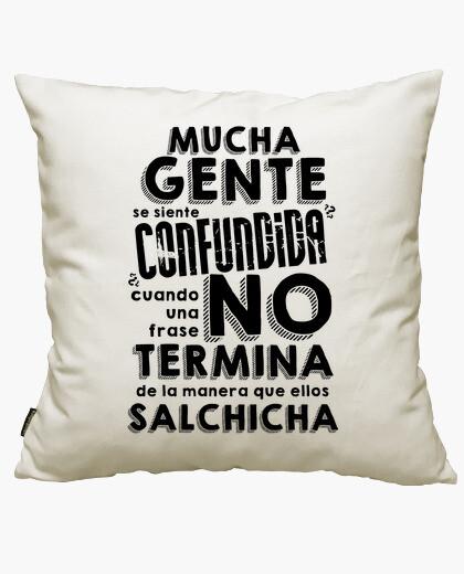 Funda cojín Salchicha