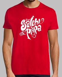 Salchipapa (blanco)