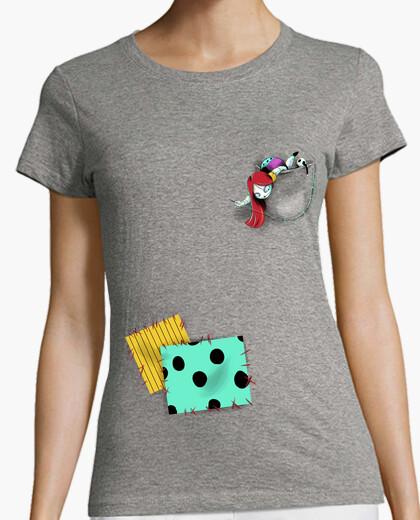 Sally pocket t-shirt