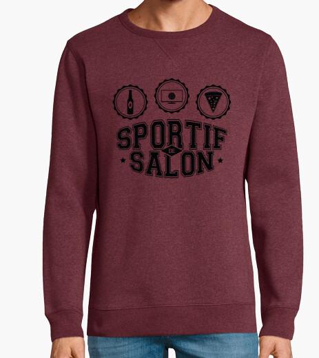 Sweat salon sportif