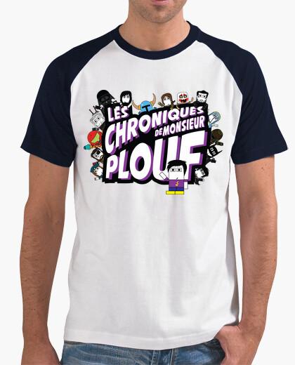 Camiseta salpicaduras crónica sir